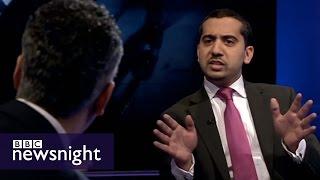 Download Maajid Nawaz, Mehdi Hassan and Mo Ansar lock horns on BBC Newsnight Video