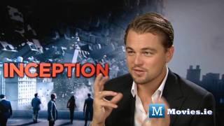 Download LEONARDO DICAPRIO talks about the secrets of INCEPTION Video