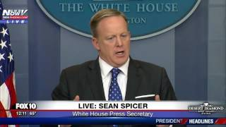 Download POSE A THREAT? First To Go: Sean Spicer Lays Out Illegal Immigration Plan Video