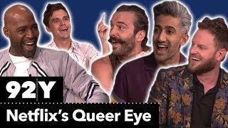 Download Netflix's Queer Eye in Conversation Video