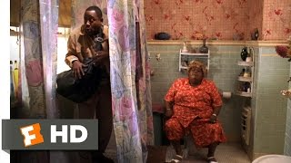 Download Big Momma's House (2000) - Trapped In the Bathroom Scene (1/5) | Movieclips Video