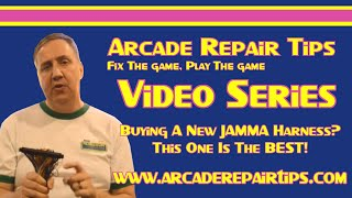 Download Arcade Repair Tips - Buying A New JAMMA Harness? This One Is The BEST! Video