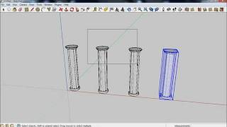 Download Google Sketchup - Tips And Tricks - Multiple Copies Video