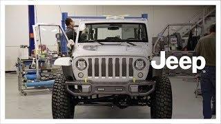 Download Jeep® Safari Time-lapse | 2017 Moab Concept Vehicles | Jeep® Video