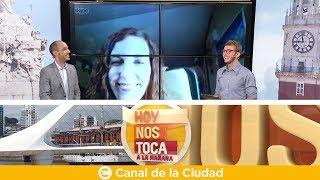 Download Comunicación vía Skype con ″Siri″, la voz de Iphone en español en Hoy nos toca a la Mañana Video