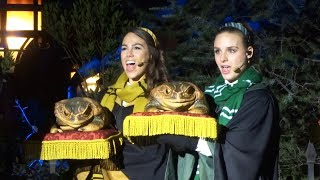 Download ″Christmas at Hogwarts″ Frog Choir performance and introduction at Universal Studios Hollywood Video