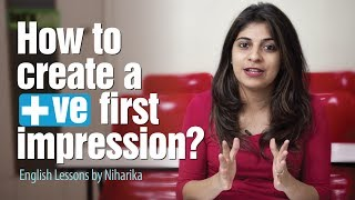 Download 5 tips To Make a Killer First Impression - Personality Development & English lessons by Niharika Video