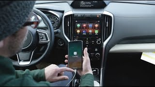 Download Everything you need to know about AppleCarPlay in a 2019 Subaru Video