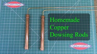 Download Homemade Copper Dowsing Rods Video