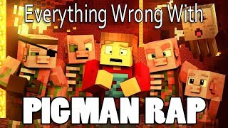 Download Everything Wrong With Pigman Rap in 10 Minutes Or Less Video