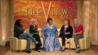 Download Aretha Franklin Interview on The View In 2008 Video