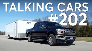 Download Best AWD Vehicles, Tow Ratings, Unicorn Vehicles | Talking Cars with Consumer Reports #202 Video