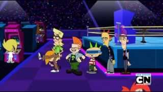 Download Johnny Test Season 6: Past and Present Johnny Video