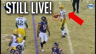 Download NFL ″THE PLAY IS STILL LIVE!″ Moments || HD Part 2 Video