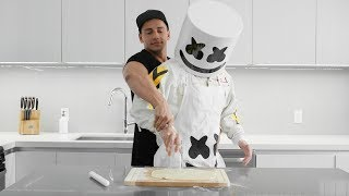 Download Cooking with Marshmello: How To Make Pierogies (Feat. Vitaly) Video