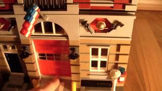 Download Lego-Review über die exklusive Feuerwache 10197 Video