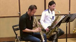 Download Spain by Chick Corea|ATOM SAXOPHONE QUARTET Video