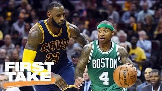 Download Can Celtics Challenge Cavaliers In Eastern Conference Finals? | First Take | May 16, 2017 Video