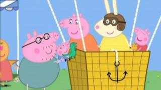 Download Świnka Peppa: biuro taty świnki, wyspa piratów, george się przeziębił, lot balonem, urodziny georga. Video