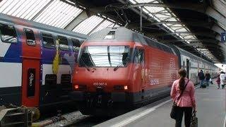Download Zurich to Lucerne by Train Video