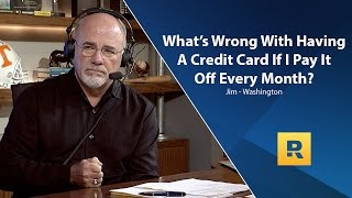 Download What's Wrong With A Credit Card If I Pay It Off Every Month? Video