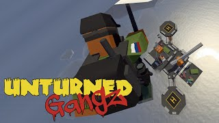 Unturned E48 Tank Factory Survival Role Play On Russia Map
