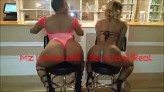 Download 🍷🍾👙Twerking at the Bar- Mz Lewenskii & STALLION4REAL Video