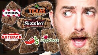 Download Chain Restaurant Steak Taste Test Video