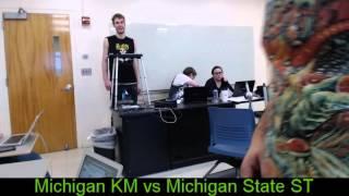 Download 2016 NDT - Michigan KM vs Michigan State ST Video