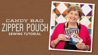 Download Make a ″Candy Bag Zipper Pouch″ with Jenny! Video