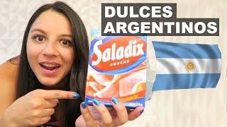 Download ¡Probando CIENTOS de Dulces ARGENTINOS! | EXPCASEROS Video