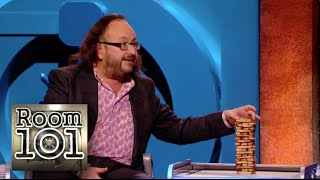 Download Dave Myres Hates Chunky Chips - Room 101 Video