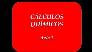 Download CÁLCULOS QUÍMICOS - Mol e Massa Molar - Aula 1 - Professor Vinícius Dias Video