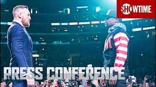 Download Mayweather vs. McGregor: Los Angeles Press Conference   Sat., Aug. 26 on SHOWTIME PPV Video