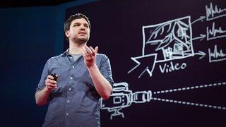 Download Abe Davis: New video technology that reveals an object's hidden properties Video