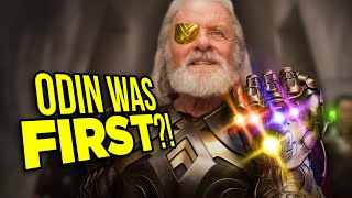 Download MCU Theory - Odin Tried To Collect The Infinity Stones! Video