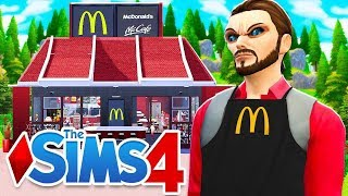 Download I BOUGHT A MCDONALDS! (Sims 4 #8) Video
