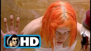 Download THE FIFTH ELEMENT (1997) Movie Clip - Leeloo Escapes |FULL HD| Milla Jovovich Video