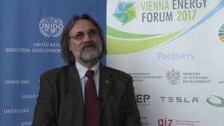 Download IIASA's Nebojsa Nakicenovic at VEF2017 Video