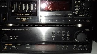 Download Pioneer CT-M66R: 6-Cassette Changer From 1990: RARE Video