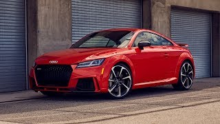 Download Best Driver's Car Contender: 2018 Audi TT RS Video
