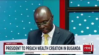 Download President Museveni To Preach Wealth Creation In Buganda |NBS Frontline seg2 Video