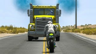 Download BeamNG Drive Crashes - WILL IT STILL DRIVE? #27 Video