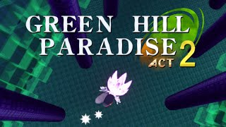 Download Green Hill Paradise - Act 2 - All Chaos Emeralds + Hyper Sonic Playthrough Video
