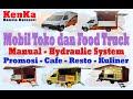 Download KAROSERI MOBIL TOKO dan FOOD TRUCK Video