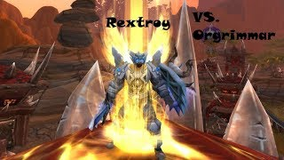 Download Raid Boss Paladin VS Orgrimmar Video