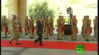 Download لقاء الرئيس الروسي مع الملك الأردني عبدالله الثاني Video