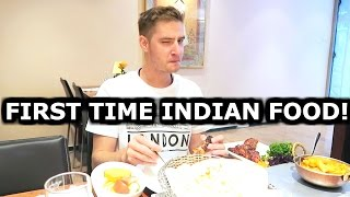 Download HIS FIRST TIME INDIAN FOOD! - TRAVEL VLOG 365 AMSTERDAM | ENTERPRISEME TV Video