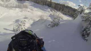 Download Polaris SKS, Freeride, and Summit, Rippin the sand pit! Video