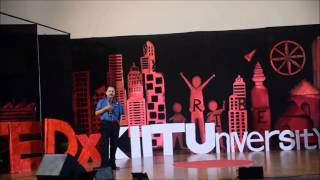 Download Necessity is the mother of invention | Dr. Uddhab Bharali | TEDxKIITUniversity Video